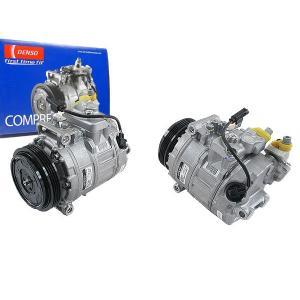 DENSO製 BMW E60 E61 E65 E66 E63 E64 エアコンコンプレッサー/ACコンプレッサー  64509175481 471-1483 540i 545i 550i|protechauto