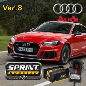 AUDI アウディ A4 8W A5 A6 A8 A8 4N Q5 SQ5 FY Q7 Q8 RS4 AVANT QUATTRO RS5 S5 SPRINT BOOSTER スプリントブースター RSBD174 Ver.3|protechauto