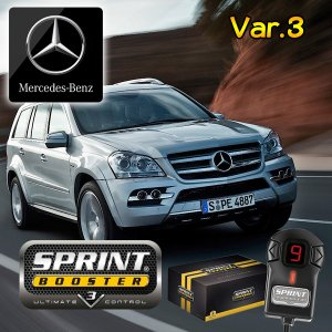 ベンツ GLクラス X164 SPRINT BOOSTER スプリントブースター RSBD451 Ver.3 GL550|protechauto