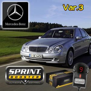 ベンツ Eクラス W210 W211 SPRINT BOOSTER スプリントブースター RSBD451 Ver.3 E230 E240 E320 E400 E430 E240 E250 E280 E300 E350 E500 E550 E55 E63|protechauto