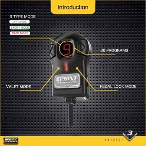 ベンツ Vクラス W447 SPRINT BOOSTER スプリントブースター RSBD452 Ver.3 W220d 2015年〜 protechauto 07