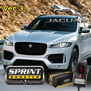JAGUAR ジャガー F TYPE F PACE XE XF SPRINT BOOSTER スプリントブースター RSBD604 Ver.3 2015年式〜 ※車体番号 K22185以降 2016年式〜|protechauto