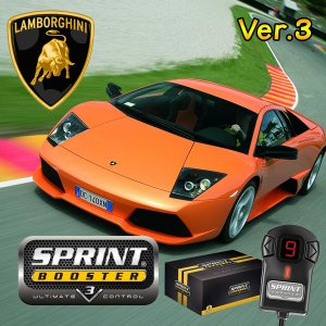 LAMBORGHINIランボルギーニ GALLARDOガヤルド MURCIELAGOムルシエラゴ SPRINT BOOSTER スプリントブースターRSBI801 Ver.3|protechauto