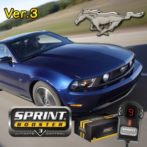 FORD フォード MUSTANG マスタング SPRINT BOOSTER スプリントブースター RSBU601 Ver.3 2005〜2010年式|protechauto