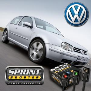 VW フォルクスワーゲン スプリントブースター 3パターン機能 切換スイッチ付 AT車用 LUPO POLO GOLF-IV BORA BEETLE PASSAT SBDD151A|protechauto