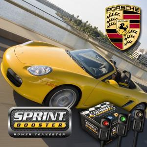 ポルシェ SPRINT BOOSTER スプリントブースター パワーモード 3パターン機能 切換スイッチ付 ボクスター ケイマン カレラ 911ターボ パナメーラ SBDD165A|protechauto
