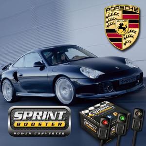 ポルシェ SPRINT BOOSTER スプリントブースター MT車用 パワーモード 3パターン機能 切換スイッチ付 BOXSTER 986 911CARRERA 996 911TURBO 996t|protechauto