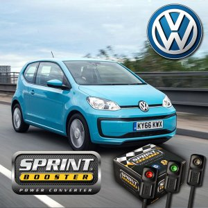 VW フォルクスワーゲン GOLF VII 2012年〜 UP! 2012年〜 SPRINT BOOSTER スプリントブースター SBDD202A|protechauto