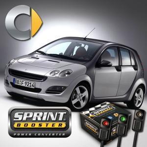 スマート smart スプリントブースター 3パターン機能 切換スイッチ付 FOURFOUR SBDD251A|protechauto