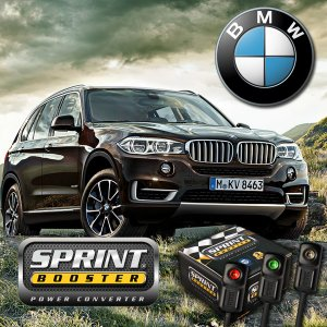 BMW SPRINT BOOSTER スプリントブースター X3 X5 X6 AT用 パワーモード 3パターン機能 切換スイッチ付 SBDD402A|protechauto