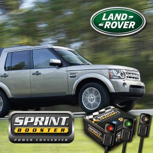 LAND ROVER ランドローバー DSCOVERY 4 RANGE ROVER SPRINT BOOSTER スプリントブースター SBDE331A 2010年〜 SPORT 2010年〜|protechauto