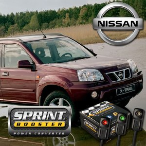 NISSAN 日産 セフィーロ ラフェスタ SPRINT BOOSTER スプリントブースター AT車用  パワーモード 3パターン機能 切換スイッチ付 SBDJ301A|protechauto