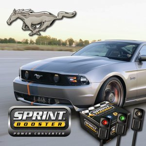 FORD フォード MUSTANG SPRINT BOOSTER スプリントブースター SBDU602A 2011年〜 protechauto