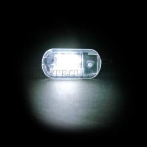 全国送料200円 VW フォルクスワーゲン New Bettle ニュービートル Bora ボーラ Golf ゴルフ Touran トゥーラン Touareg トゥアレグ LED グローブボックスランプ|protechauto|02