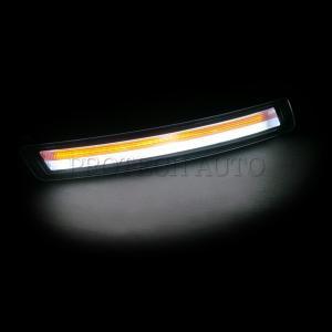 VW フォルクスワーゲン New Bettle ニュービートル フロント LED ウインカーランプ デイライト付 クリア 左右 1C0953041R 1C0953042R 2006-2010年式 後期|protechauto|03