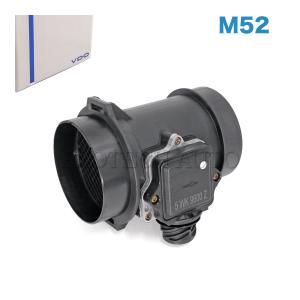 VDO製 BMW E36 E39 エアマスセンサー/エアフロメーター M52エンジン用 5WK9600Z 13621703275 323i 328i 525i 528i|protechauto