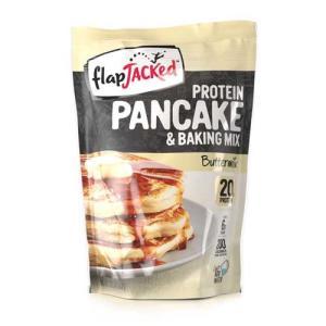プロテインパンケーキ&ベイキングミックス バターミルク 340g FlapJacked(フラップジャック)