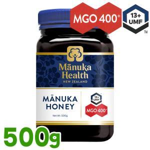 マヌカハニー MGO400+ [500g]【あすつく】【送料無料】マヌカハニー ニュージーランド産 マヌカ蜂蜜 cosana コサナ|protesun