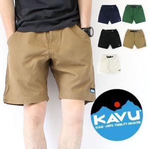 フェス ハーフパンツ メンズ KAVU カブー Ballard Shorts メンズ ハーフパンツ 19820209|protocol
