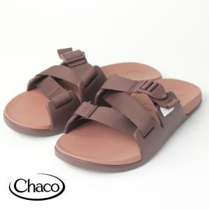 サンダル チャコ Chaco メンズ チロス スライド CHOCOLAT protocol