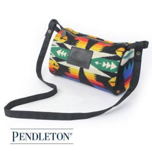 PENDLETON ペンドルトン ウールコットン ネイティブ柄 2WAY ショルダーバッグ ポーチ 19801041 送料無料|protocol