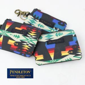 ペンドルトン パスケース PENDLETON キャノピー キャンバス IDポーチ / カードケース カード入れ メンズ レディース プレゼント|protocol