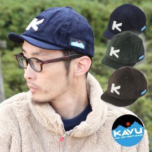 コーデュロイ 帽子 キャップ メンズ レディース 帽子 コーデュロイキャップ kavu ベースボールキャップ カブー 19820936 protocol