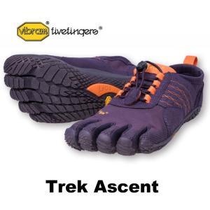 ビブラムファイブフィンガーズ レディース ランニング vibram fivefingers Trek Ascent 5本指シューズ 17w4702 Nightshade|protocol