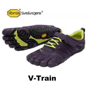 ビブラムファイブフィンガーズ レディース ランニング vibram fivefingers 5本指シューズ レディース V-Train 17W6606 Nightshade-Safety|protocol