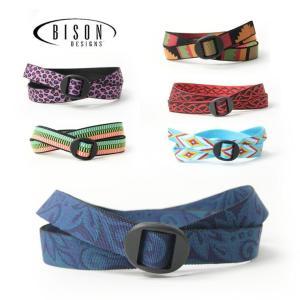 ベルト / Bison Designs バイソンデザイン 25mm - Ellipse DREAM CATCHER MD|protocol