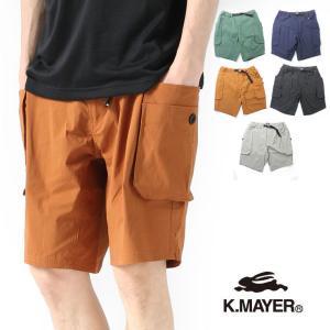 ショートパンツ カーゴ 無地 KRIFF MAYER クリフメイヤー ショーツ 2045108 キャンプ 服装 メンズ アウトドア 膝上 大きいサイズ  / 返品・交換不可 protocol