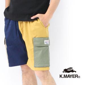 ショートパンツ カーゴ KRIFF MAYER クリフメイヤー キャンプカーゴ ショーツ 2055111 キャンプ アウトドア  クレイジー  膝上 protocol
