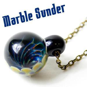 DragonPipe(ドラゴンパイプ) Marble Sunder 02 ペンダント ネックレス -イエロー/ブラック-|protocol