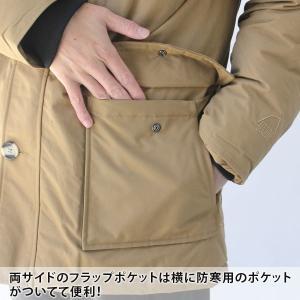 シエラデザイン ダウンジャケット メンズ SIERRA DESIGNS 60/40 ミドルレンジ ファー レディース 秋 冬 秋冬 ダウン アウター 20906369|protocol|05