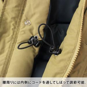 シエラデザイン ダウンジャケット メンズ SIERRA DESIGNS 60/40 ミドルレンジ ファー レディース 秋 冬 秋冬 ダウン アウター 20906369|protocol|07