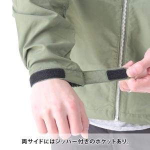 シェラデザイン マウンテンパーカー メンズ SIERRA DESIGNS クリンクル パッカブル ジャケット マウンテンパーカ アウター メンズ|protocol|09