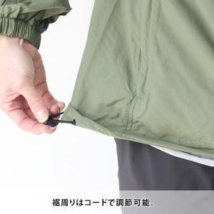 シェラデザイン マウンテンパーカー メンズ SIERRA DESIGNS クリンクル パッカブル ジャケット マウンテンパーカ アウター メンズ|protocol|10