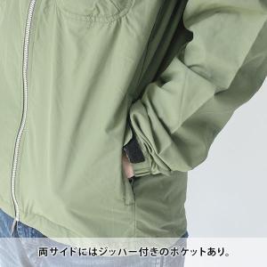シェラデザイン マウンテンパーカー ジャケット メンズ SIERRA DESIGNS クリンクル パッカブル フードイン マウンテンパーカ アウター メンズ|protocol|08