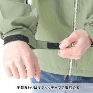 シェラデザイン マウンテンパーカー ジャケット メンズ SIERRA DESIGNS クリンクル パッカブル フードイン マウンテンパーカ アウター メンズ|protocol|09
