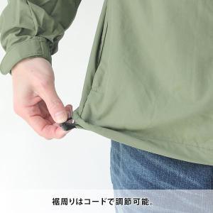 シェラデザイン マウンテンパーカー ジャケット メンズ SIERRA DESIGNS クリンクル パッカブル フードイン マウンテンパーカ アウター メンズ|protocol|10