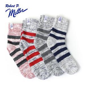アウトドアブランド 靴下 メンズ ブランド ロバート ピー ミラー Robert P.Miller ソックス 302C キャンプ アウトドア|protocol