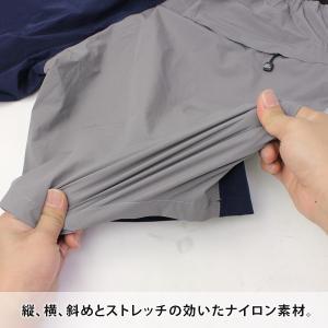 フェス ハーフパンツ メンズ ジムマスター gym master コンフィー ナイロン ショーツ G221611 ショートパンツ 送料無料|protocol|03