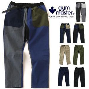 ジムマスター パンツ メンズ サイズ感 レディース クライミングパンツ gym master G302648 ストレッチヘリンボーン 秋 冬 秋冬 protocol
