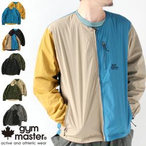 アウター ジムマスター メンズ リバーシブル レディース gym master G518666 大きいサイズ protocol