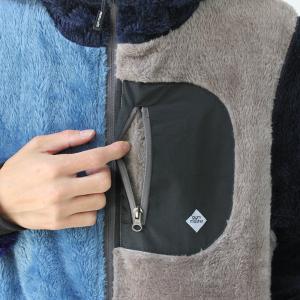 ジャケット マウンテンパーカー メンズ ジムマスター アウター リバーシブル フリース ブルゾン gym master フード レディース G802365|protocol|11