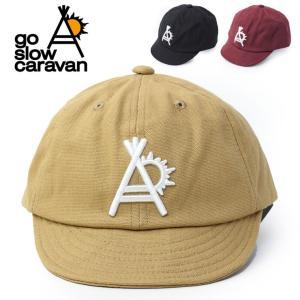 キャンプ 帽子 メンズ おしゃれ ゴースローキャラバン キャップ go slow caravan 312902 ワークキャップ フェス アウトドア 送料無料|protocol