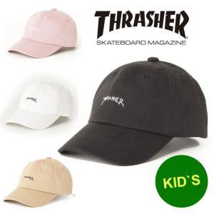 アウトドアブランド 帽子 キッズ ベビー スラッシャー キャップ THRASHER 21TH-C12K|protocol