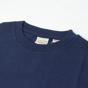 グッドウェア tシャツ メンズ 半袖 Goodwear USAコットン ポケット TEE 2W7-2500 春 夏 無地 定番 大きいサイズ 送料無料|protocol|03