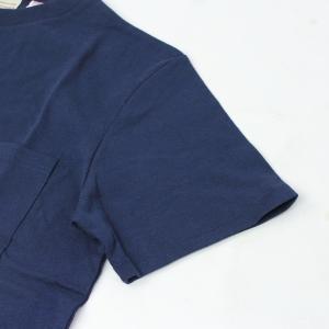 グッドウェア tシャツ メンズ 半袖 Goodwear USAコットン ポケット TEE 2W7-2500 春 夏 無地 定番 大きいサイズ 送料無料|protocol|04
