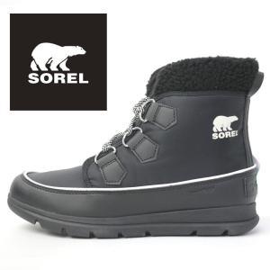ソレル SOREL エクスプローラーカーニバル NL3040 Black Sea Salt protocol